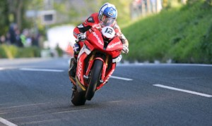 Keith Amor will make his Isle of Man Classic TT debut this year. (IOMTT Photo)