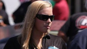 Sarah Cornett-Ching will turn her attention to the NASCAR K&N Pro Series East in 2016.