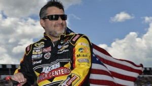 Tony Stewart. (HHP/Rusty Jarrett photo)