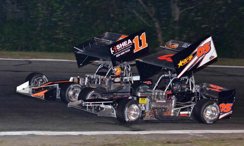 Jeff Abold Chris Perley Isma Star Speed Sport