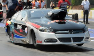 Lizzy Musi will be looking to star in the PDRA Pro Nitrous category during Dragstock XII at Rockingham Dragway. (Raceworks Photo)
