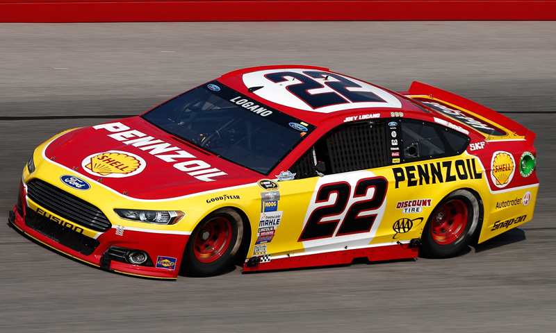 Joey Logano Throwback | SPEED SPORT
