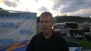 Jeremy Mayfield will compete at Kingsport Speedway on Saturday. (Courtesy of Andy Marquis/RACE22.com)