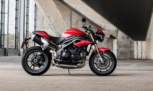 The 2016 Triumph Speed Triple S