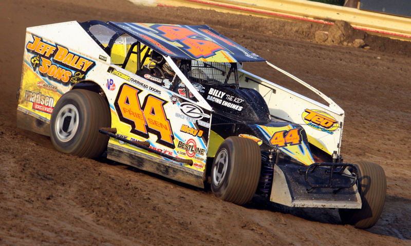Stewart Friesen Stss North Roc Dirt Mods Dave Dalesandro Speed Sport