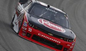 Rheem has expanded its sponsorship support of the Richard Childress Racing NASCAR XFINITY Series program. (NASCAR Photo)