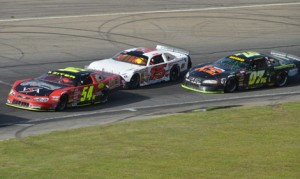 White Mountain Motorsports Park will become the fifth different track to host an ACT/PASS Doubleheader. (ACT Photo)
