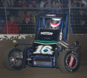 Road racer Chris Dyson will make his second attempt at competing in the Lucas Oil Chili Bowl Midget Nationals next weekend.