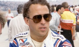 Pancho Carter, seen here in 1985, made one start in the Daytona 500 in 1986. (IMS Archives Photo)