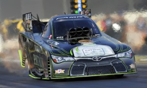 Alexis DeJoria will attempt to continue her success at Wild Horse Pass Motorsports Park this weekend in NHRA competition. (NHRA Photo)