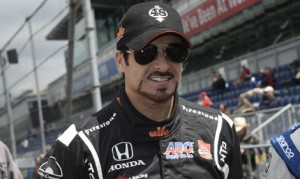 Alex Tagliani will return to A.J. Foyt Racing for the 100th running of the Indianapolis 500 in May. (IndyCar Photo)