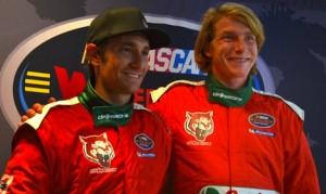 Matias Lauda & Freddie Hunt