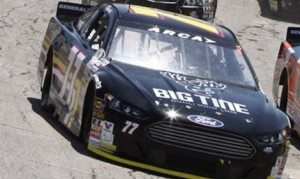 Big Tine will sponsor Chase Briscoe in the ARCA Racing Series.