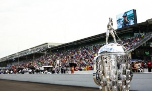 More than 100,000 fans attended Carb Day Friday at Indianapolis Motor Speedway. (IndyCar photo)