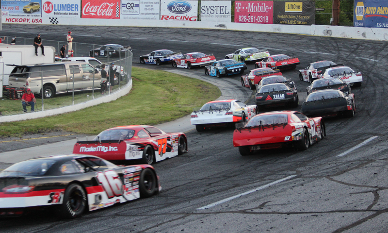 Cars Super Late Model Tour Field Hickory Speed Sport
