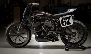 The new Harley-Davidson XG750R will debut during the AMA Pro Flat Track race this weekend in Springfield, Ill.
