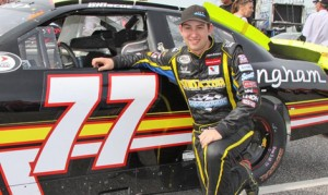 Chase Briscoe is leading the ARCA Racing Series standings as a rookie. (ARCA Photo)