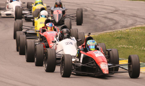 Photo Finishes For Vir Formula Races Speed Sport