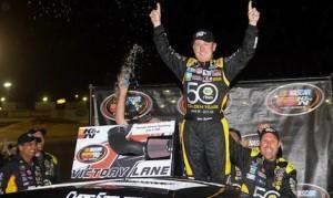 Chris Eggleston (NASCAR photo)