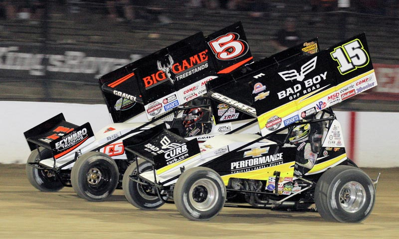 Eldora Sprint Car Races