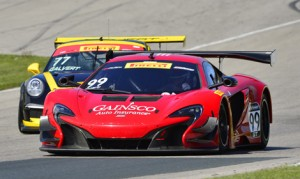 Jon Fogarty says he is hoping for a big weekend at the Mid-Ohio Sports Car Course.