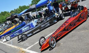 Jr. Dragsters have proven to be a great tool in developing the future of the NHRA. (Harry Cella Photo)