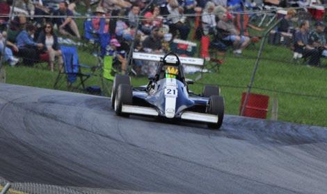 Machiko Is A Formula Mazda Super Sweeper SPEED SPORT - Formula mazda