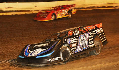 54 Races For Lucas Late Model Series | SPEED SPORT
