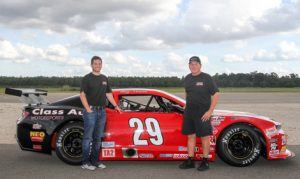 Cameron Lawrence will return to the Trans-Am Series TA2 class driving for Class Auto Motorsports next season.