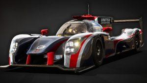 United Autosports Ligier JS P217