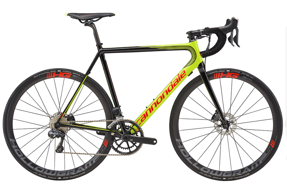 Cannondale SuperSix EVO Disc socialpeloton