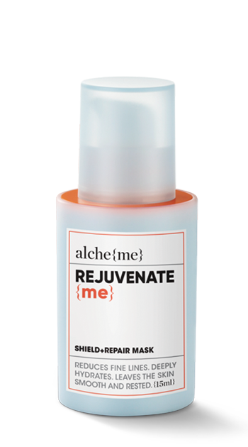 REJUVENATE {me} (Shield+Repair Mask)