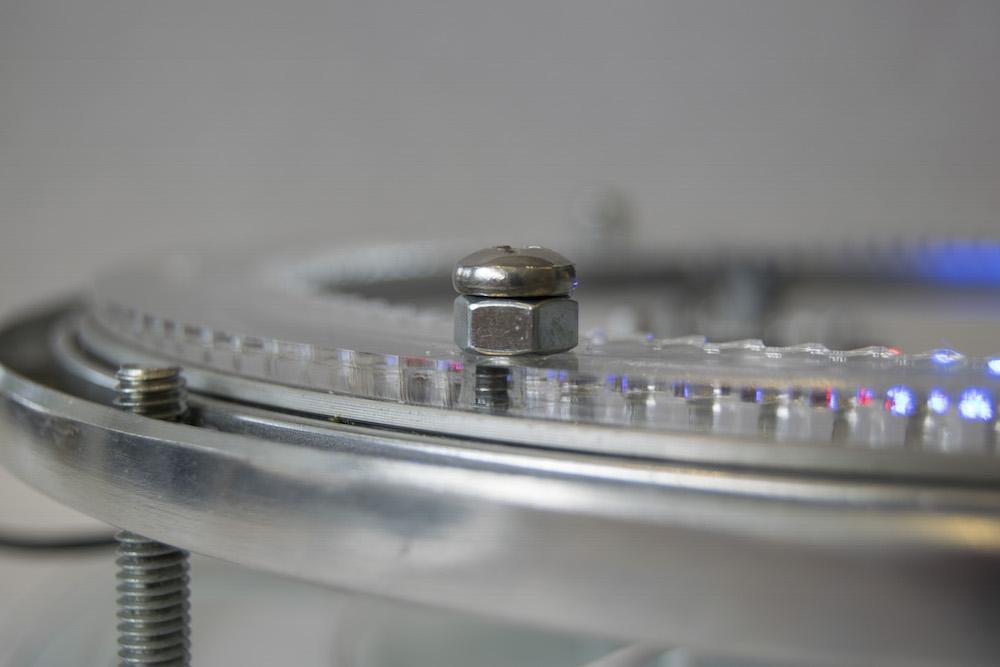 Platform screw