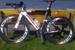 ARGON 18, E114 TRI BIKE