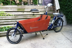 Bakfiets (Workcycles Cargobike Long)