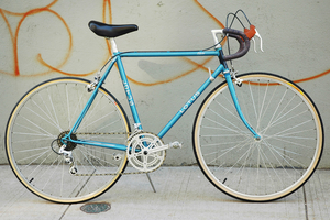 Medium size early 80s Lotus road bike