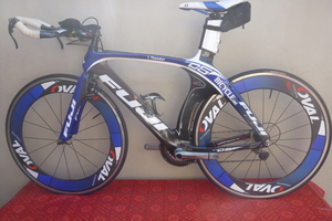Fuji D6 2.0 Triathlon TT Bike