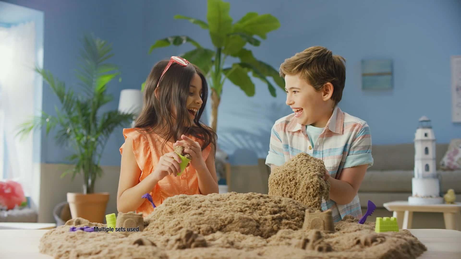 Kinetic Sand | Beach Sand