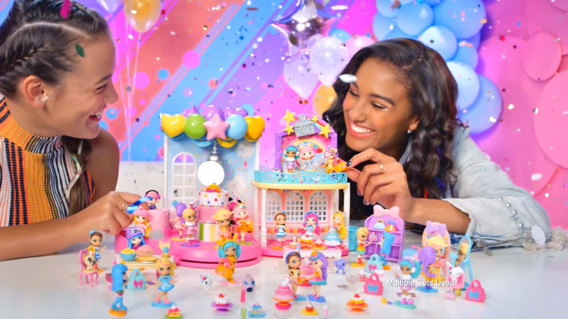 Party Popteenies | Commercial
