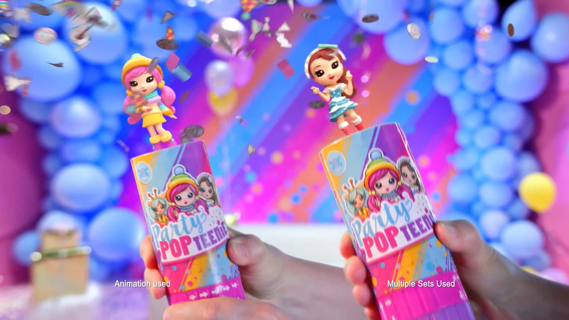 Party Popteenies | Poptastic Playset
