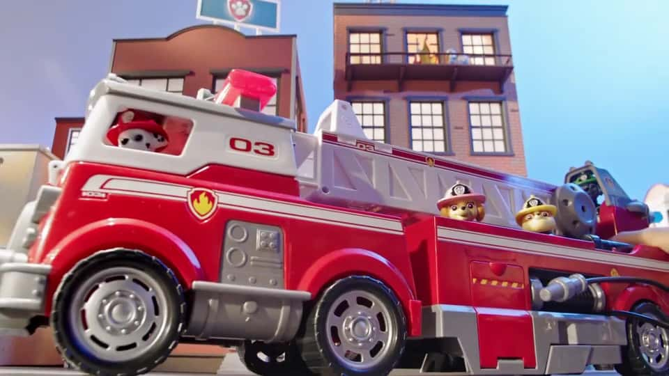 PAW Patrol | Ultimate Rescue Firetruck