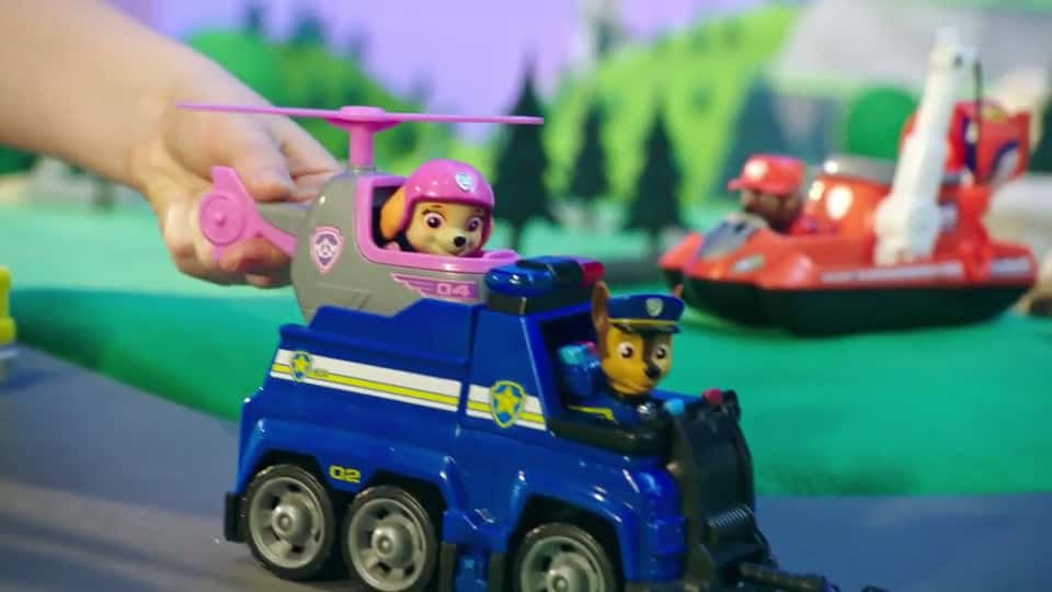 PAW Patrol | Ultimate Rescue Vehicles