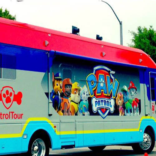 Paw Patrol Tour 2020 Upcoming Events and Tours | PAW Patrol