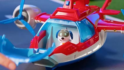 paw patrol - air rescue pups tv commercial   paw patrol