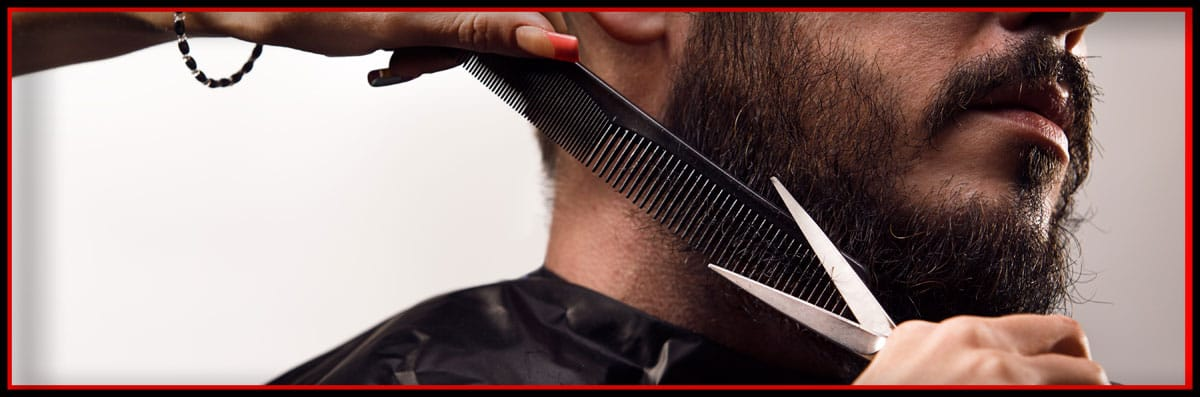 Beard Trimming