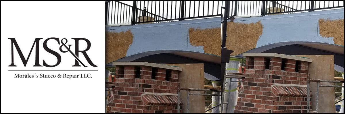 Morales S Stucco Repair Is A Stucco Company In Olathe Ks