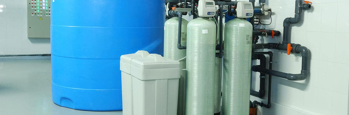 City Water Filtration Systems