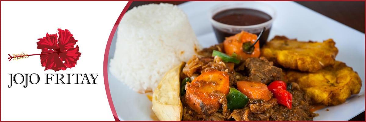 Traditional Haitian Food