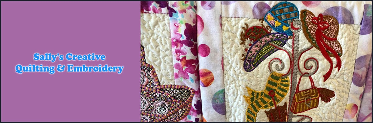 Embroidery and Quilting Classes