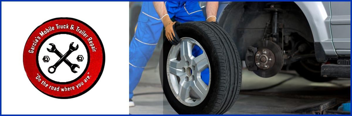 Diesel Tire Repair
